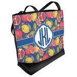 Pomegranates & Lemons Beach Tote Bag (Personalized)