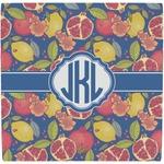Pomegranates & Lemons Ceramic Tile Hot Pad (Personalized)