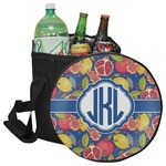 Pomegranates & Lemons Collapsible Cooler & Seat (Personalized)