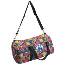 Pomegranates & Lemons Duffel Bag - Multiple Sizes (Personalized)