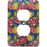 Pomegranates & Lemons Electric Outlet Plate (Personalized)