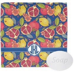 Pomegranates & Lemons Wash Cloth (Personalized)