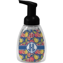 Pomegranates & Lemons Foam Soap Dispenser (Personalized)