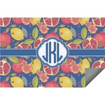 Pomegranates & Lemons Indoor / Outdoor Rug (Personalized)