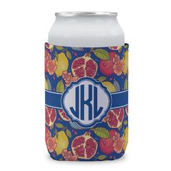Pomegranates & Lemons Can Sleeve (12 oz) (Personalized)