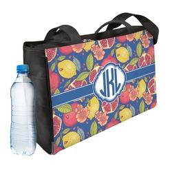 Pomegranates & Lemons Ladies Workout Bag (Personalized)