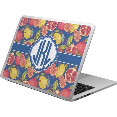 Pomegranates & Lemons Laptop Skin - Custom Sized (Personalized)