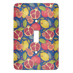 Pomegranates & Lemons Light Switch Covers - Multiple Toggle Options Available (Personalized)