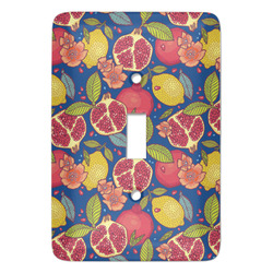 Pomegranates & Lemons Light Switch Covers (Personalized)