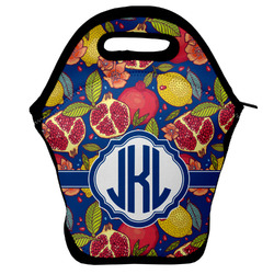 Pomegranates & Lemons Lunch Bag w/ Monogram