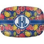 Pomegranates & Lemons Melamine Platter (Personalized)