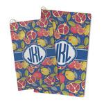 Pomegranates & Lemons Microfiber Golf Towel (Personalized)