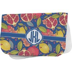 Pomegranates & Lemons Burp Cloth (Personalized)