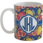 Pomegranates & Lemons Coffee Mug (Personalized)