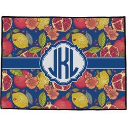 Pomegranates & Lemons Door Mat (Personalized)