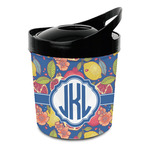 Pomegranates & Lemons Plastic Ice Bucket (Personalized)