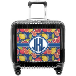 Pomegranates & Lemons Pilot / Flight Suitcase (Personalized)