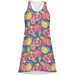 Pomegranates & Lemons Racerback Dress (Personalized)