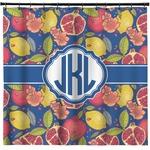 Pomegranates & Lemons Shower Curtain (Personalized)