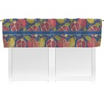 Pomegranates & Lemons Valance (Personalized)