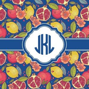 Pomegranates & Lemons