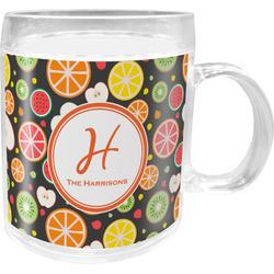 Apples & Oranges Acrylic Kids Mug (Personalized)
