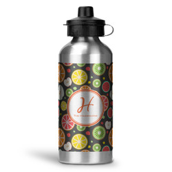 Apples & Oranges Water Bottle - Aluminum - 20 oz (Personalized)