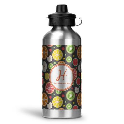 Apples & Oranges Water Bottle - Aluminum - 20 oz (Personalized)
