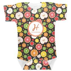Apples & Oranges Baby Bodysuit (Personalized)