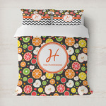 Apples & Oranges Duvet Covers (Personalized)