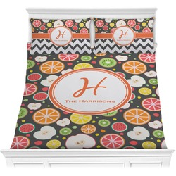 Apples & Oranges Comforters (Personalized)