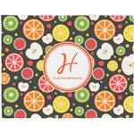 Apples & Oranges Placemat (Fabric) (Personalized)