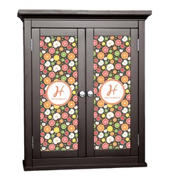 Apples & Oranges Cabinet Decal - Custom Size (Personalized)