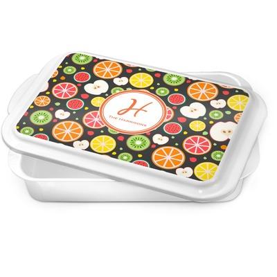 Apples & Oranges Cake Pan (Personalized)