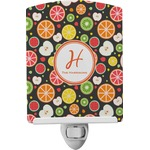 Apples & Oranges Ceramic Night Light (Personalized)