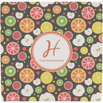 Apples & Oranges Ceramic Tile Hot Pad (Personalized)