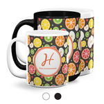 Apples & Oranges Coffee Mugs (Personalized)