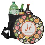 Apples & Oranges Collapsible Cooler & Seat (Personalized)