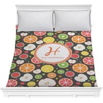 Apples & Oranges Comforter (Personalized)