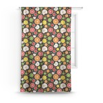Apples & Oranges Curtain (Personalized)