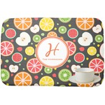 Apples & Oranges Dish Drying Mat (Personalized)