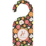 Apples & Oranges Door Hanger (Personalized)