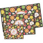 Apples & Oranges Door Mat (Personalized)