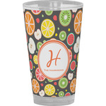 Apples & Oranges Drinking / Pint Glass (Personalized)