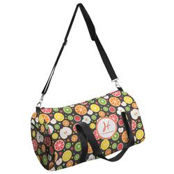 Apples & Oranges Duffel Bag - Multiple Sizes (Personalized)