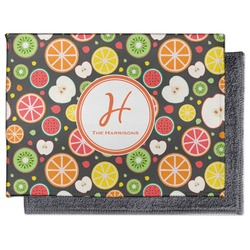 Apples & Oranges Microfiber Screen Cleaner (Personalized)