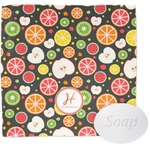 Apples & Oranges Wash Cloth (Personalized)
