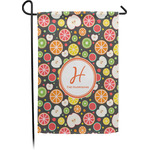 Apples & Oranges Garden Flag - Single or Double Sided (Personalized)