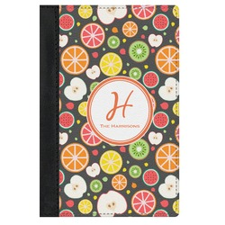 Apples & Oranges Genuine Leather Passport Cover (Personalized)