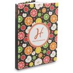 Apples & Oranges Hardbound Journal (Personalized)